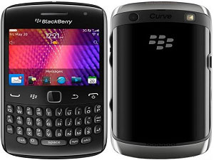 Blackberry To Launch 9350 & 9370 Curve CDMA Models