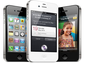Apple Launches iPhone 4S!