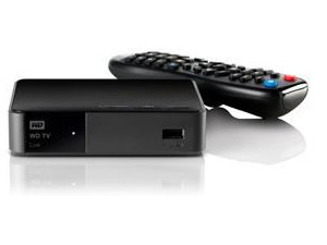 WD Live Streaming Media Player