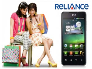 LG And Reliance Launches 3G Plans Around Optimus 3D