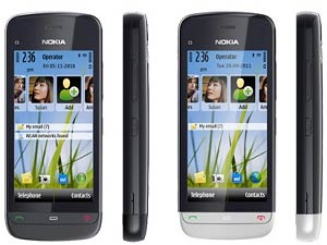Nokia C5-05 And Nokia C5-06 Models Launched