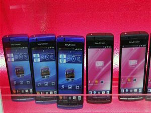 Sony Will Own Handset Business Of Sony Ericsson
