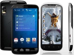 HTC Amaze Vs Google Nexus Prime