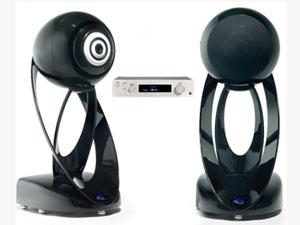 New Trendy L'Océan Stereo Speaker System