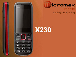 Micromax X230 Review