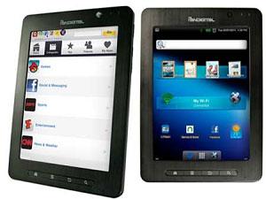 Pandigital SuperNova Android Media Tablet