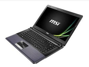 MSI Exhibits New Laptops At Gitex 2011