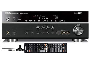 Yamaha RX V671 Receiver Review