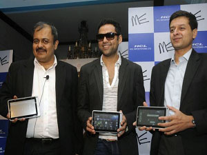 HCL Me X1 Tablet Launched
