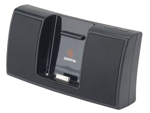 Griffin Travel Speaker For iPhone