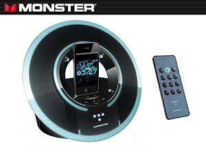 A Monster Dock For Music And Gaming Lovers