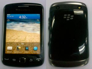 Blackberry 9380 Preview