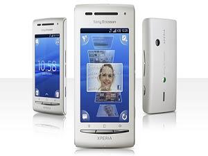 Sony Ericsson X8 Review