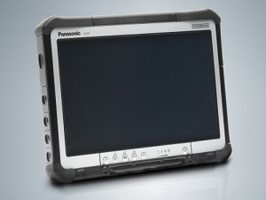 Panasonic Toughbook Rugged Tablet For Industry Users