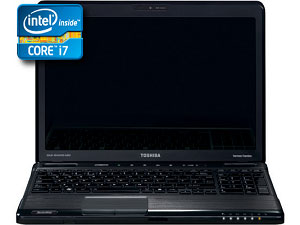 Toshiba Satellite P 750