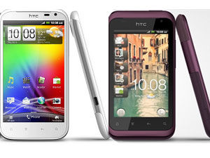 HTC Rhyme Vs HTC Sensation XL
