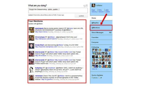 How to use multiple communication channels in Twitter?