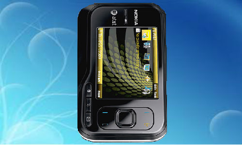 Nokia 6760 slide mobile phone unveiled