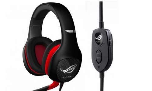 Asus unviels new Vulcan headphones
