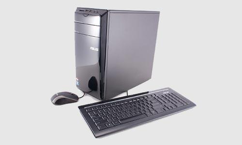 Switch to energy efficient computing this season through Asus Essentio CM 1740-04 energy saver desktops