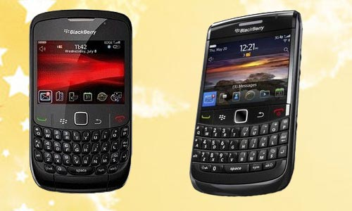 The Blackberry treat: Curve 9370 and 9870