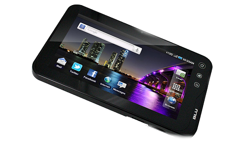 BLU Touch book 7.0 Preview