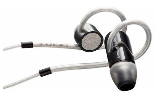 Bowers & Wilkins' C5 earphones