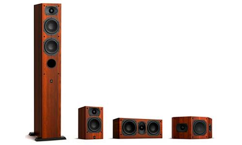 Aperion Audio updates it's Intimus speaker series