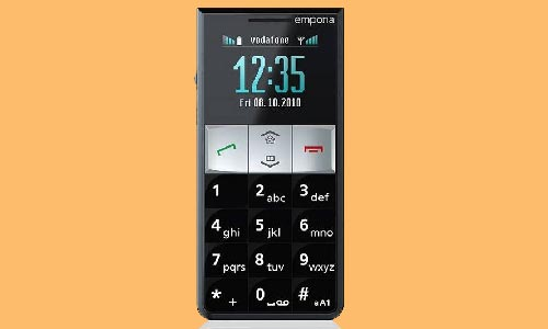 Emporia RL1 an exclusive phone for old buddies
