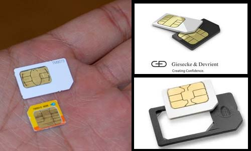 Nano-SIM cards will enable launch of smaller and better phones