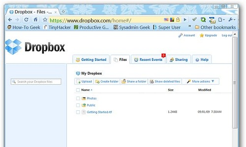Sharing large files google docs drop box sky drive for Sharing documents in box