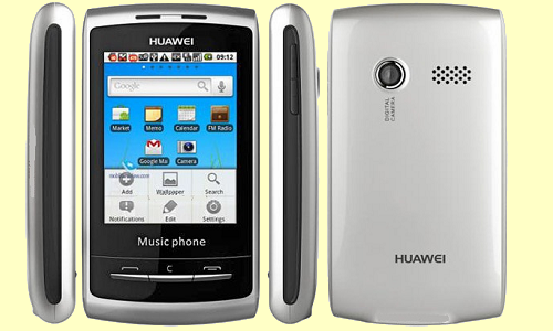 Huawei G7005 a low cost, full touch Smartphone