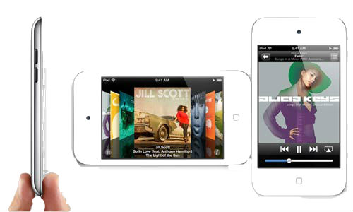 Apple iPod touch gets better