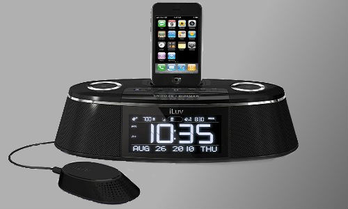 Special musical accessories for iPhone/iPad from Iluv