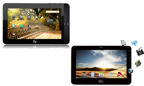 Join the digital evoloution with Fly Vision and HCL ME X1 tablets