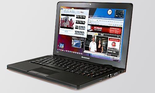 Lenovo IdeaPad U260, The stylish business laptop