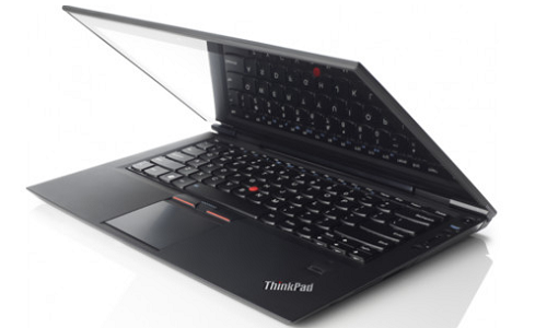 A thin hybrid next generation Lenovo laptop: X1