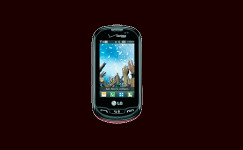 LG Extravert – handset with style
