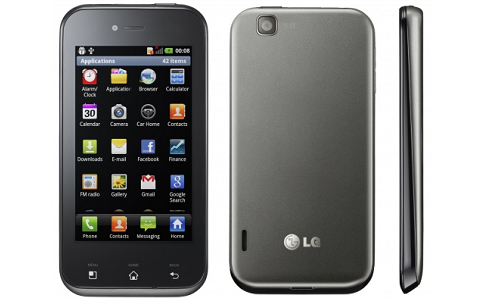 LG Optimus Sol Launching Soon!