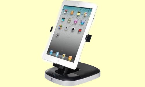 Enrich your iPad with Logitech accessories