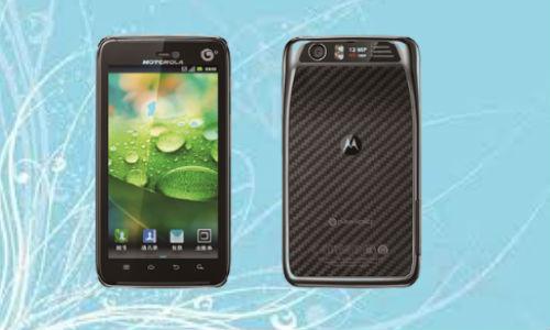 Motorola MT917 Extreme Design Android SmartPhone