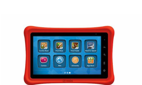 Coming Soon! Kids' Android Tablets; kids get ready to roll