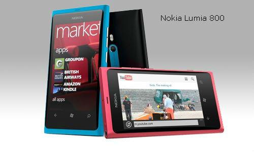 Gen Next Smartphones: Nokia Lumia800, Lenovo Lephone