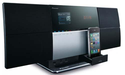 Pioneer's Music Tap X-SMC3-S.