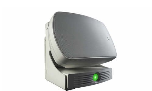 Maximum Audio output ensured with Russound Amplified Outdoor Speakers