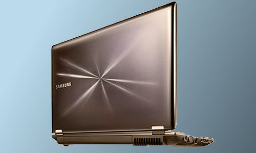 Stylish Samsung RF411 Notebook