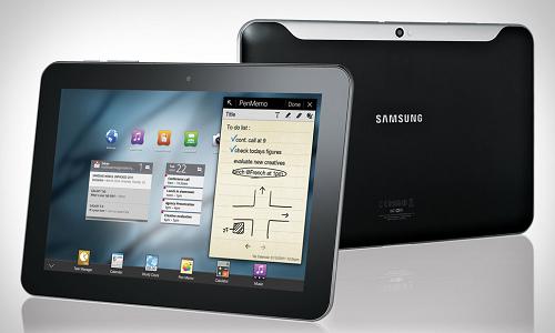 LG Optimus Pad Vs Samsung Galaxy Tab 8.9