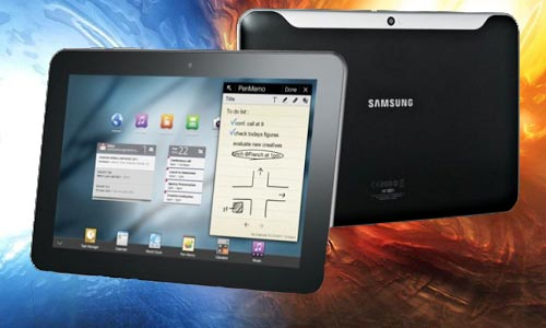 Tablet PCs just got thinner and smarter. Presenting Samsung Galaxy Tab 730 & Galaxy Tab 750