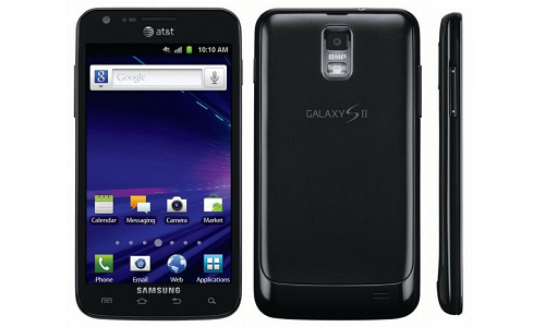 Samsung Galaxy S II Skyrocket Coming Soon