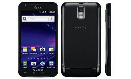 Samsung Galaxy S II Skyrocket Coming Soon